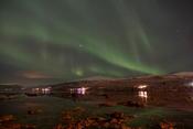 Northern lights seen from Håkøya - what a show!