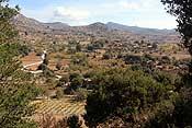 A fertile plateau, at about 1100 m altitude!
