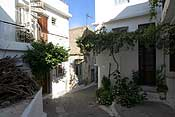 I loved walking around the maze of narrow streets