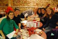 Girls dinner