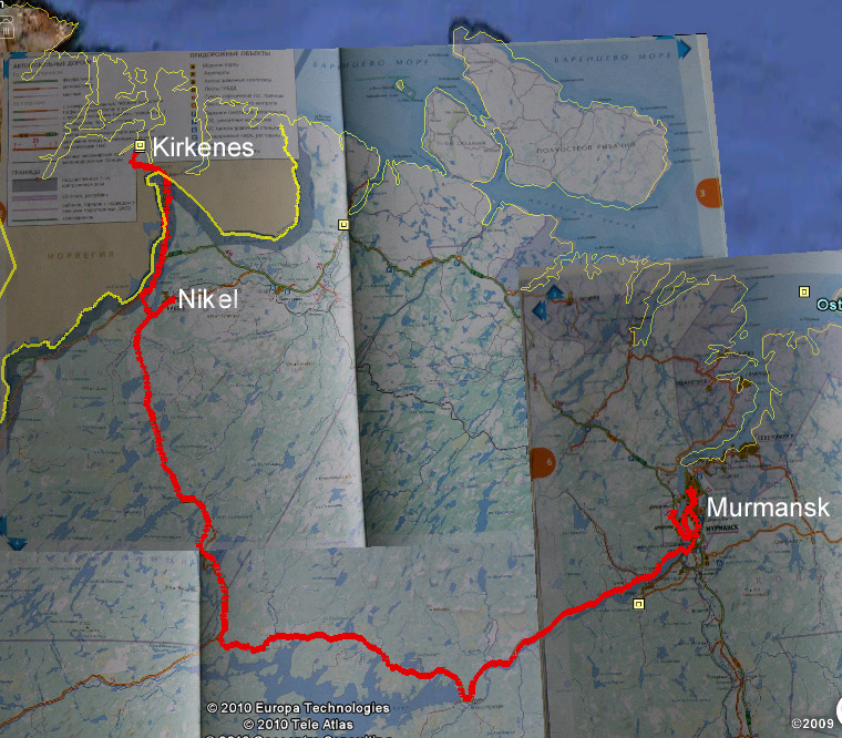 Russia trip part 2 Murmansk Rotterdam or Anywhere