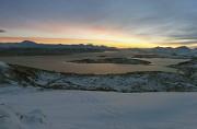 Tromsø and Håkøya from Rødtinden