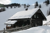 The Austrian mountain huts seem to be at least as luxurious as the Norwegian ones.